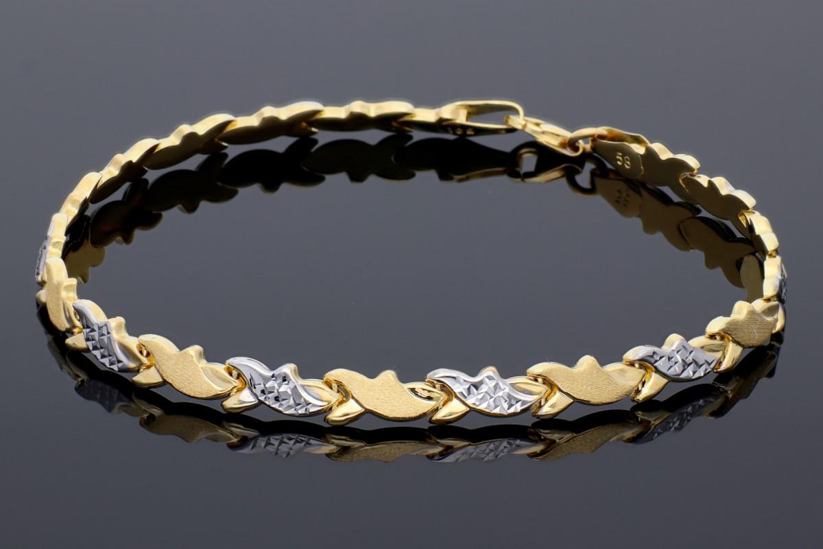 Bijuterii dama aur 14 k