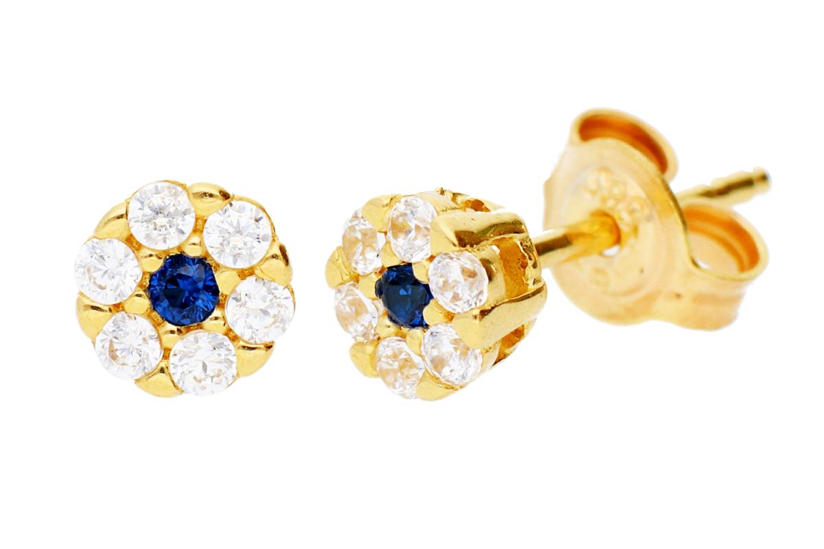 Cercei aur 14K cadouri bijuterii dama