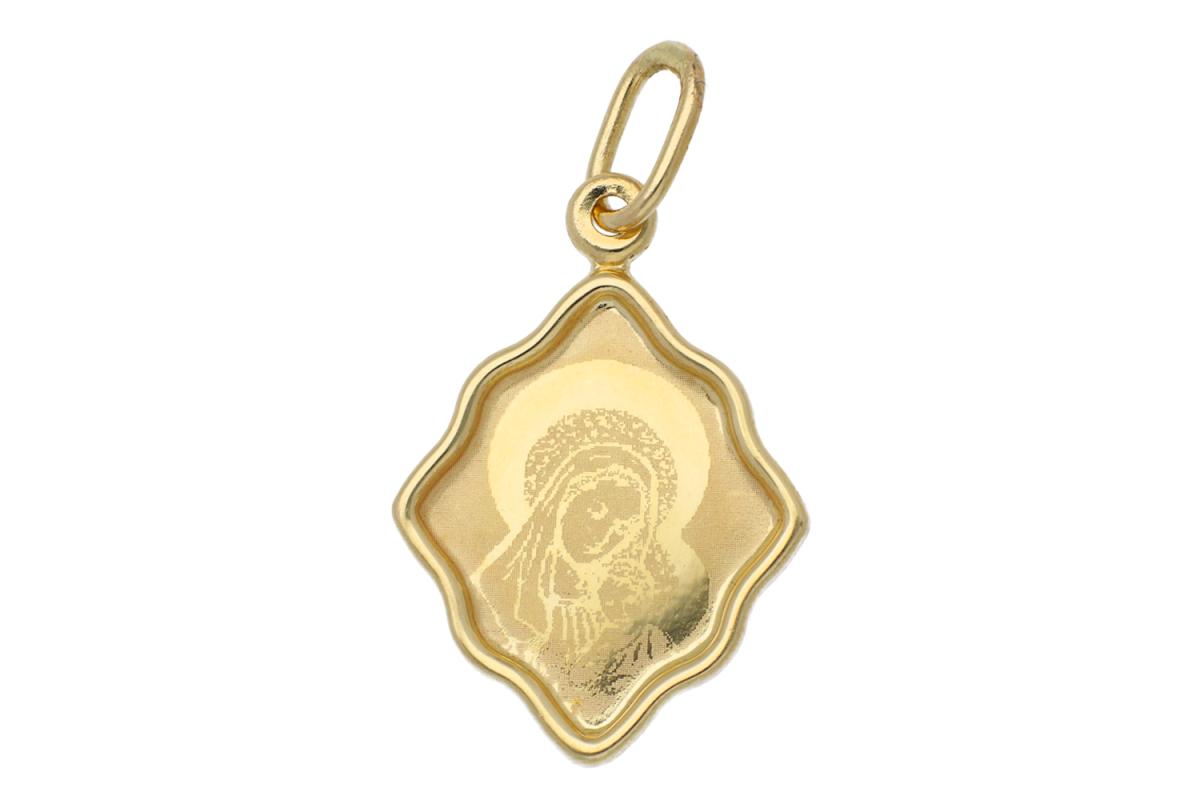 Bijuterii aur - Iconita aur 14K galben