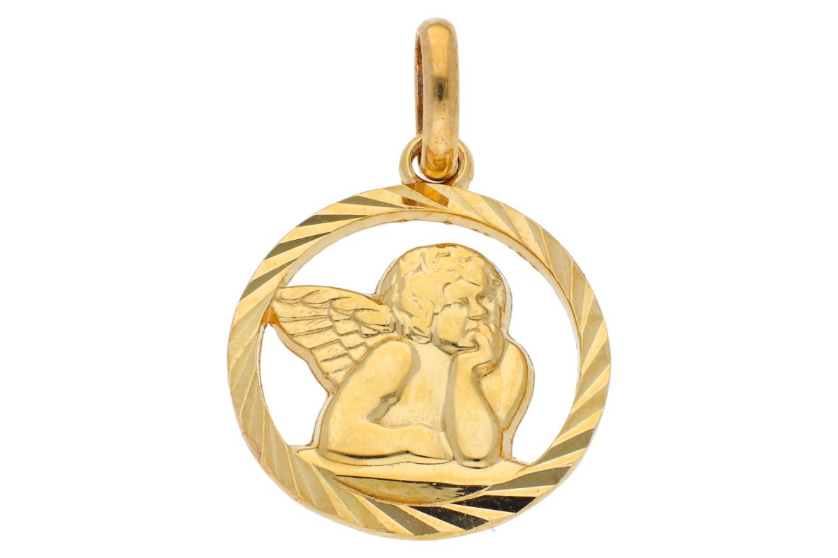 Iconita aur 14K galben