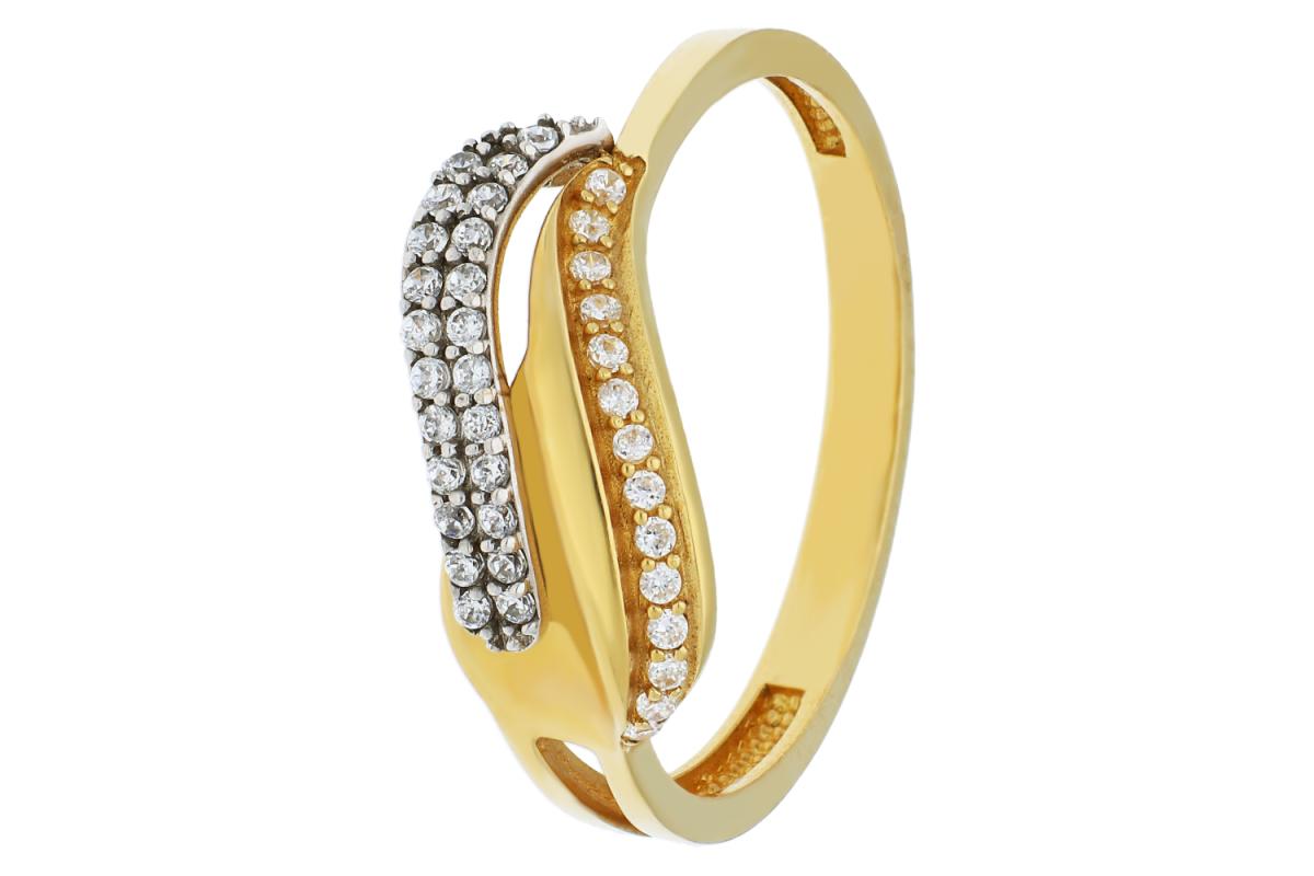 Bijuterii aur online - Inele dama aur 14K galben