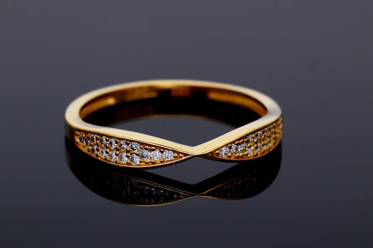 Bijuterii din aur - Inel din aur 14K galben