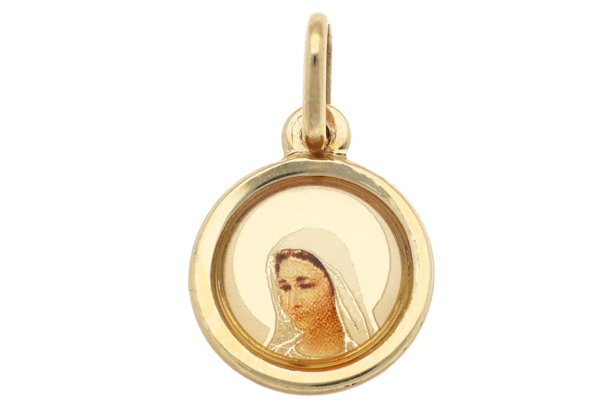 Medalioane din aur 14K iconita