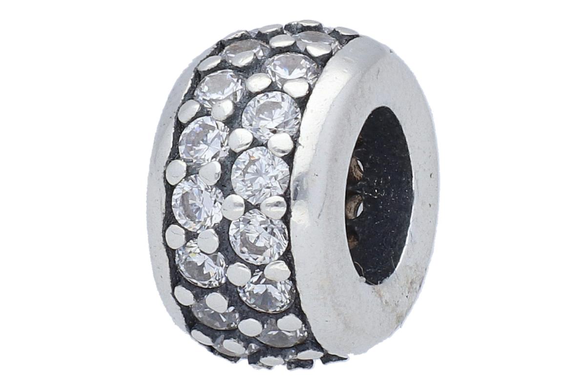 Medalion charm argint tip Pandora