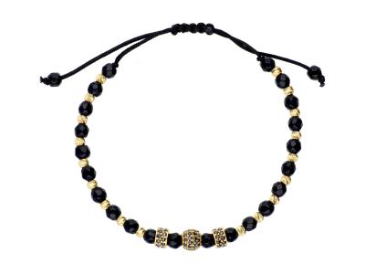 Bratara cu snur aur 14K bijuterii online