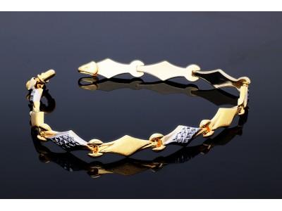 Bratara din aur 14K bijuterii dama