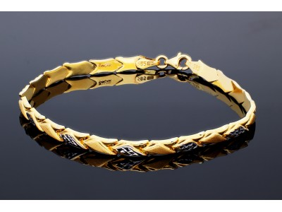 Bratari de aur 14K bijuterii dama