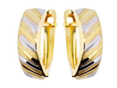 Cercei aur 14k bijuterii cadou