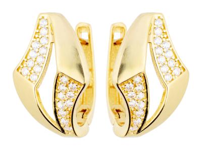 Cercei din aur bijuterii dama