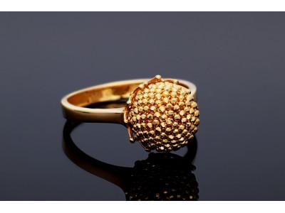 Inel bijuterie aur 14k de dama  deosebit