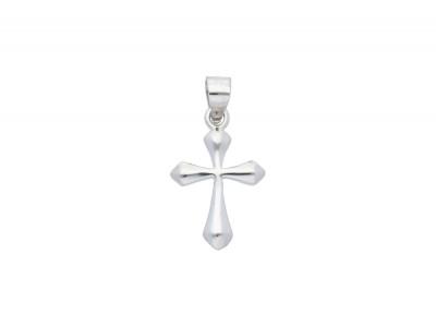 Pandantiv cruciulita bijuterii argint