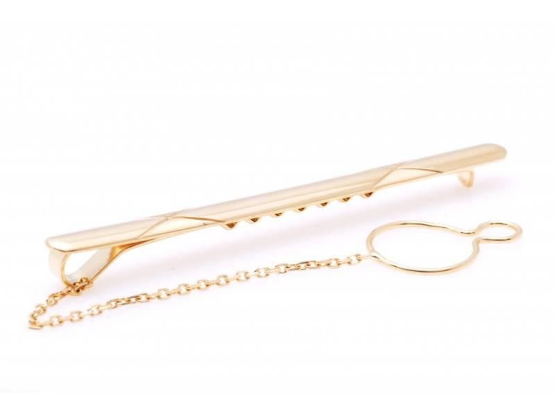Ac de cravata bijuterii aur