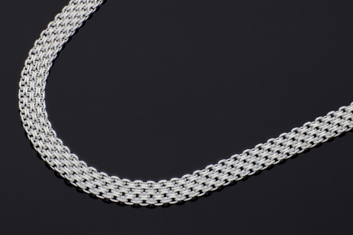 Bijuterii argint cadou dama lant tip colier