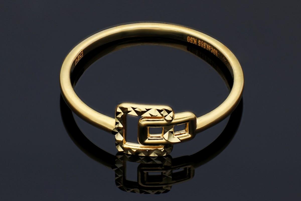 Bijuterii aur online - Inele aur 14K galben