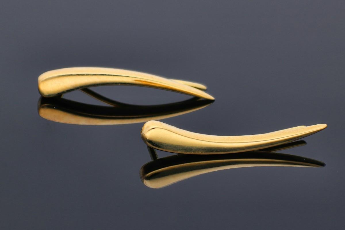 Bijuterii dama cercei aur 14k