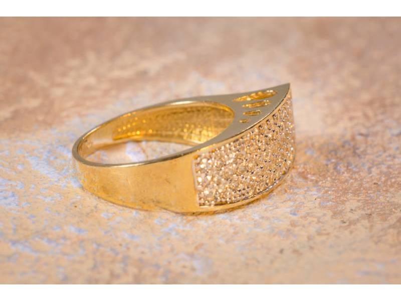 Bijuterii deosebite inel aur cadouri dama