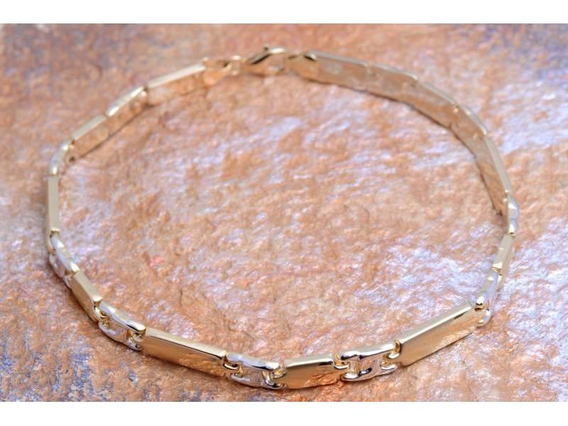 Bratara aur 14 k bijuterii cadou