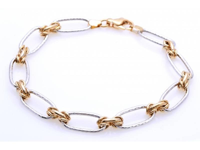 Bratara bijuterii aur 14K