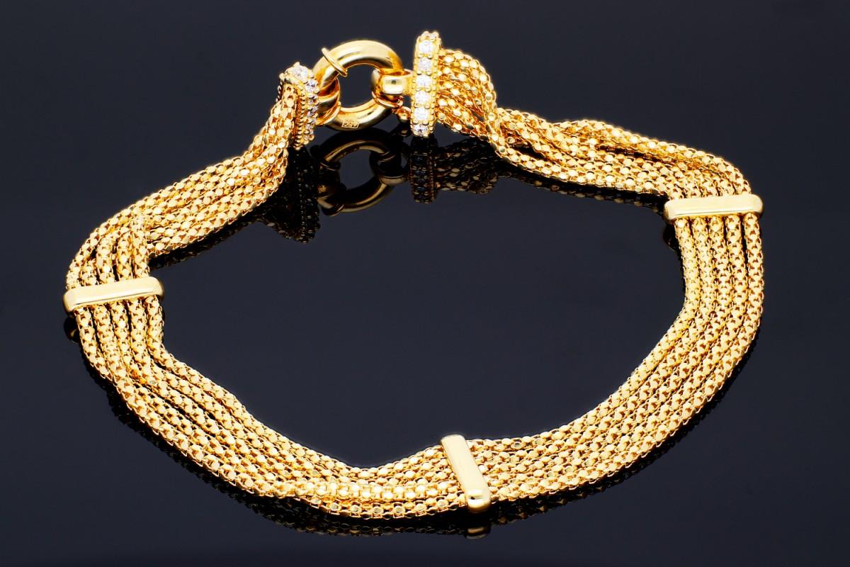 Bratara dama aur 14K