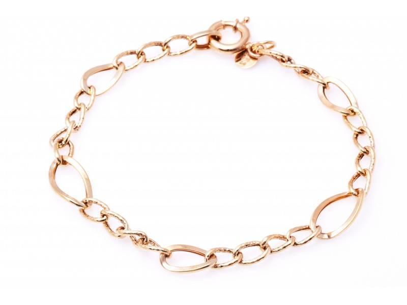 Bratara dama bijuterii aur 14K
