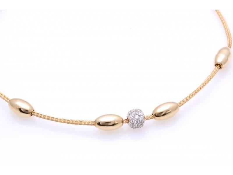 Bratara din aur de 14K bijuterii dama