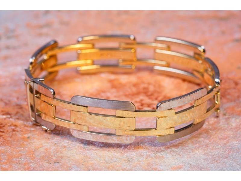 Bratara unisex bijuterie aur model deosebit
