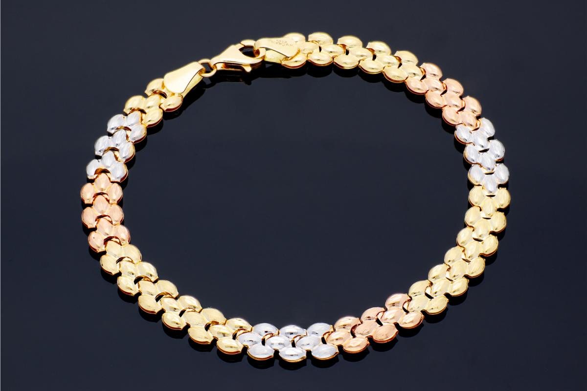 Bratari dama bijuterii aur 14K