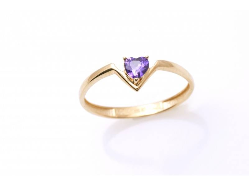 Cadouri bijuterii inel aur 14k