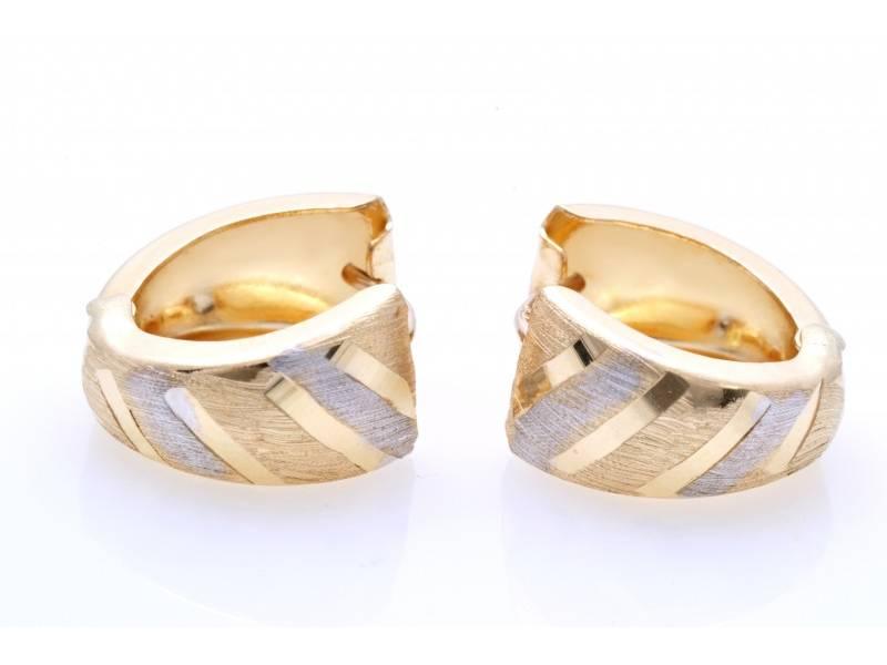 Cercei aur 14 K