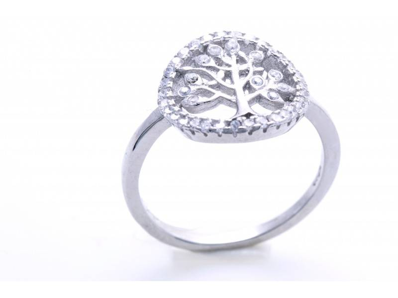 Inel argint 925 pomul vietii