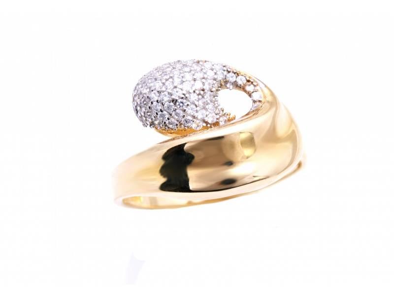 Inel aur 14K cadouri bijuterii