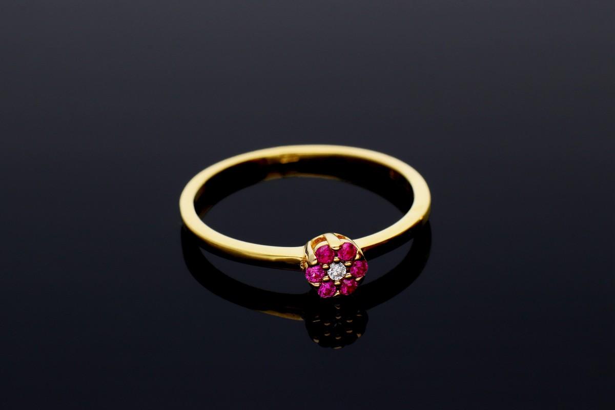 Bijuterii aur online - Inele din aur 14K galben