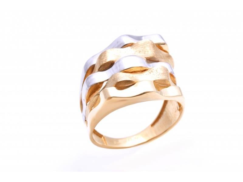 Inel aur bijuterii 14K