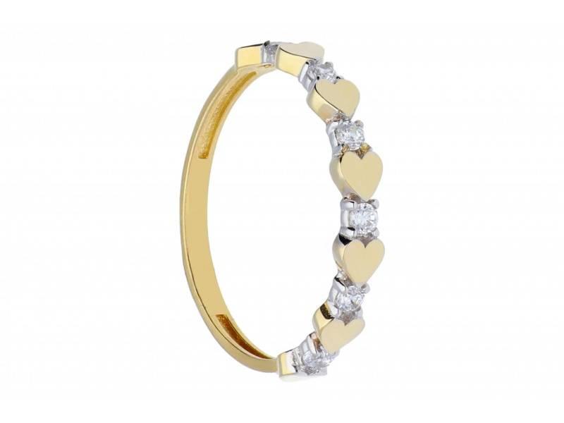 Inel aur cadouri bijuterii dama