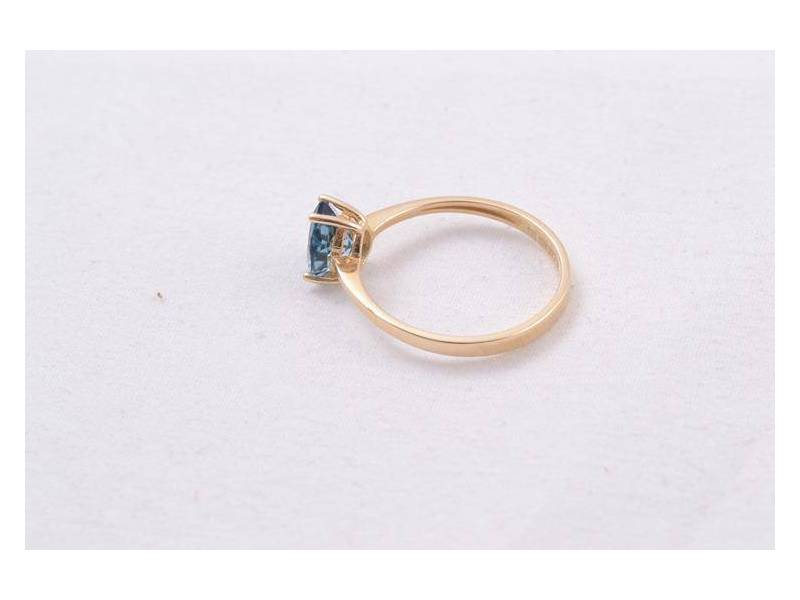 Inel din aur 14K piatra zirconia