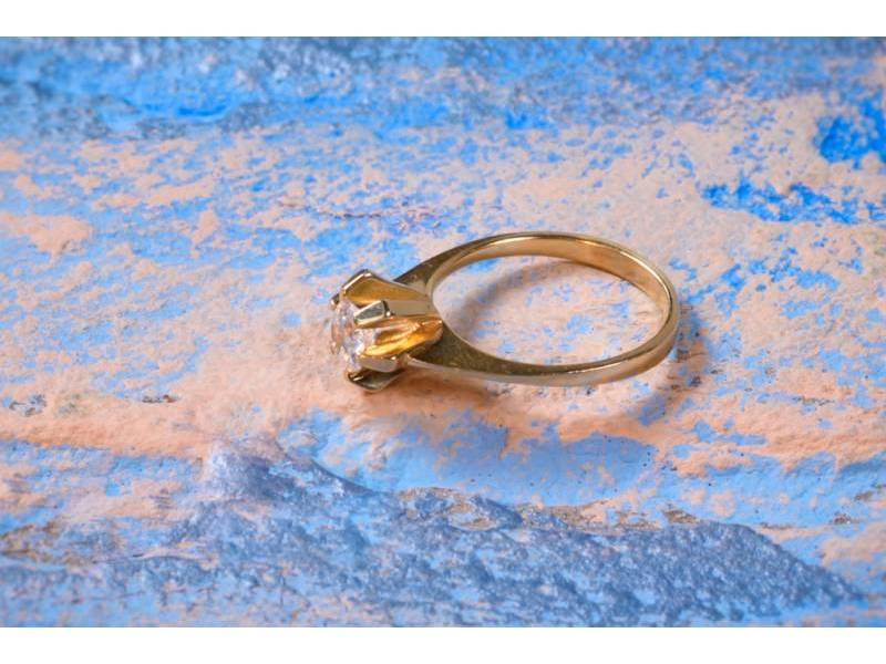 Inele de logodna aur 14K