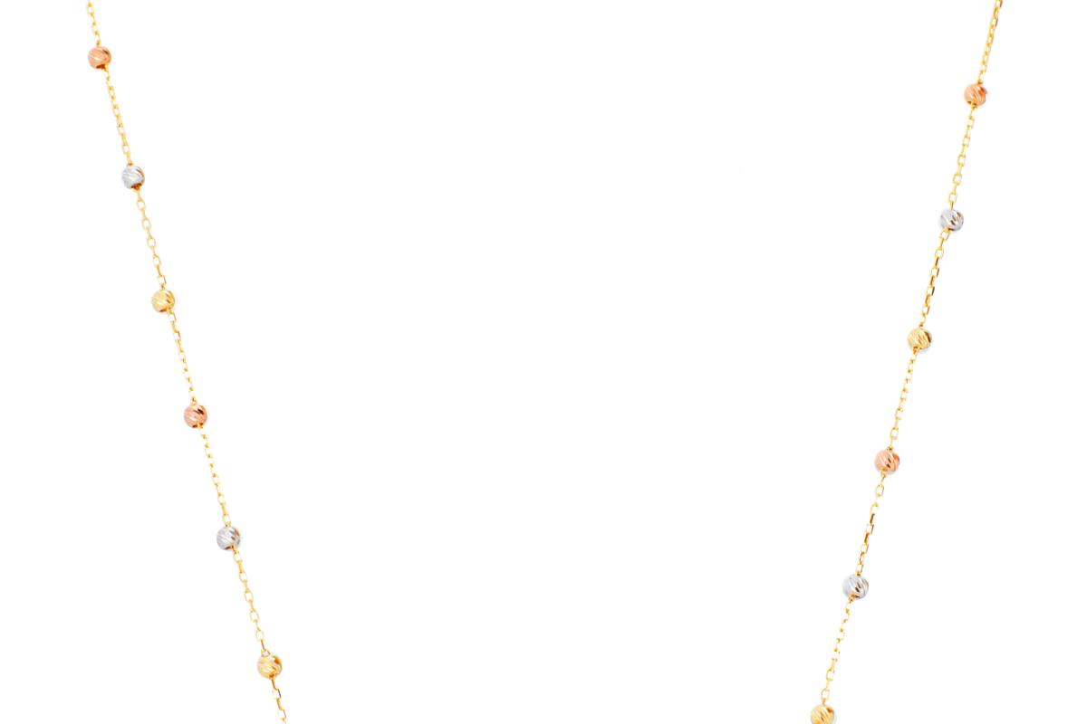 Lant aur 14K cadouri bijuterii de dama deosebite