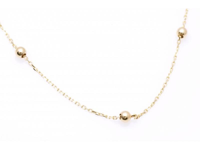 Lant cu pandant aur 14k bijuterii