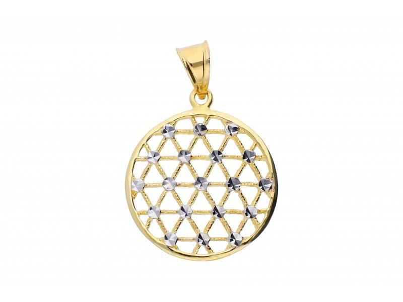 Medalion aur 14K bijuterii online