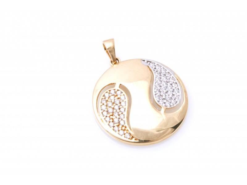 Medalion aur galben