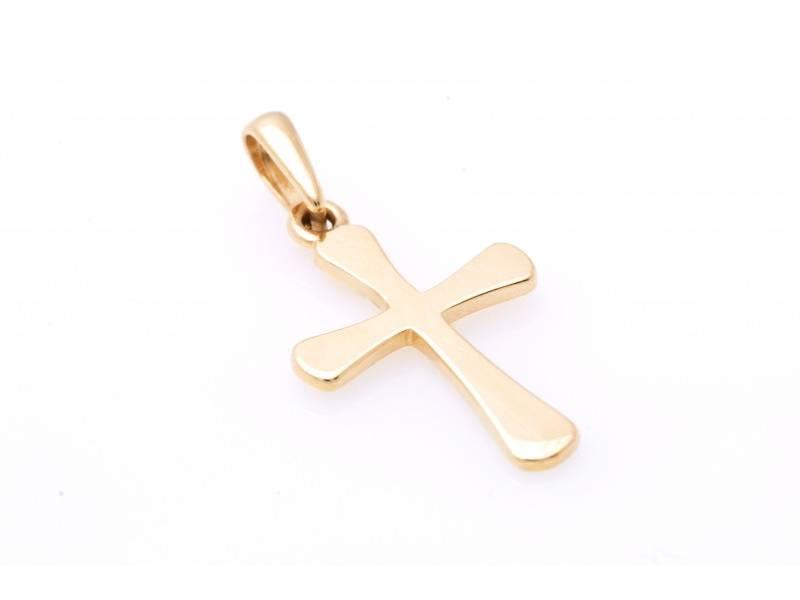 Medalion aur tip cruciulita