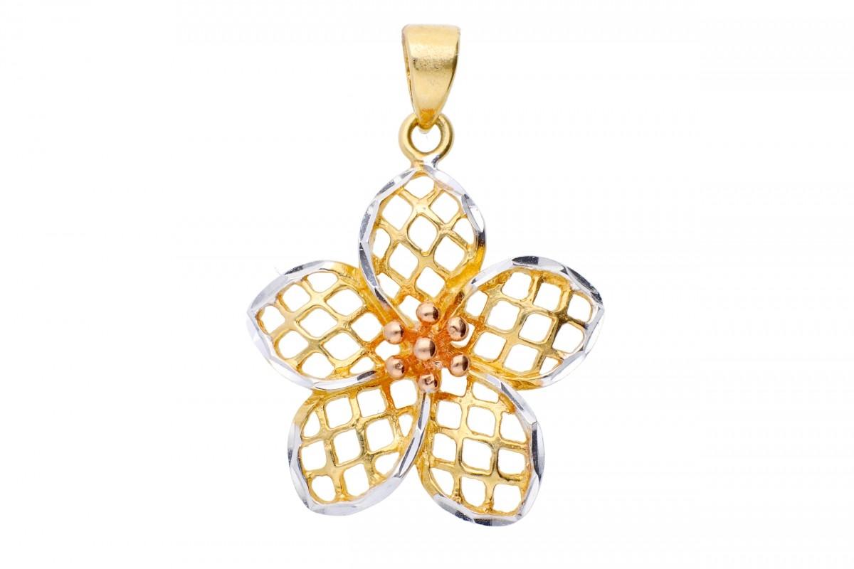 Pandant aur 14K cadouri bijuterii deosebite