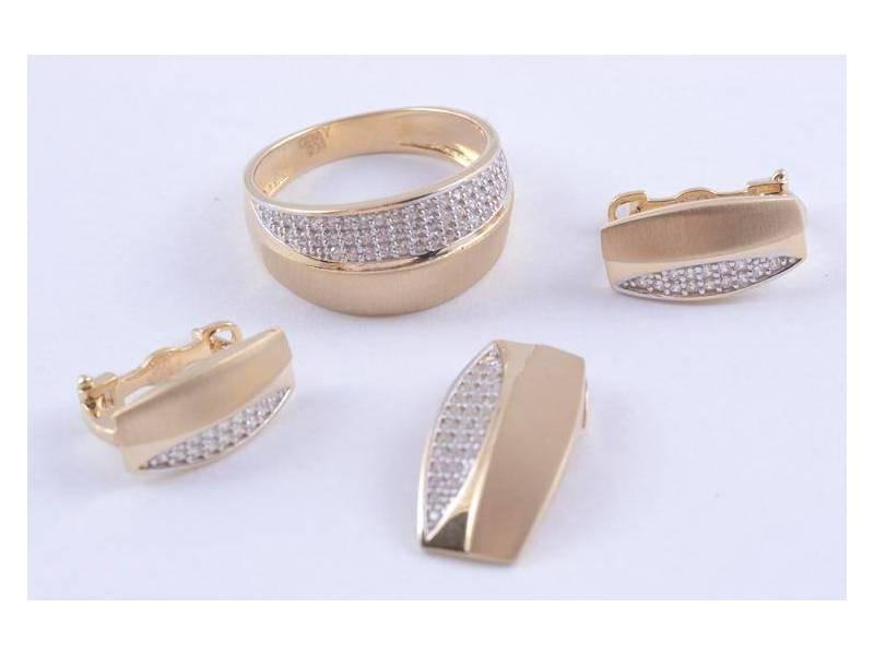 Set aur 14K cadouri bijuterii