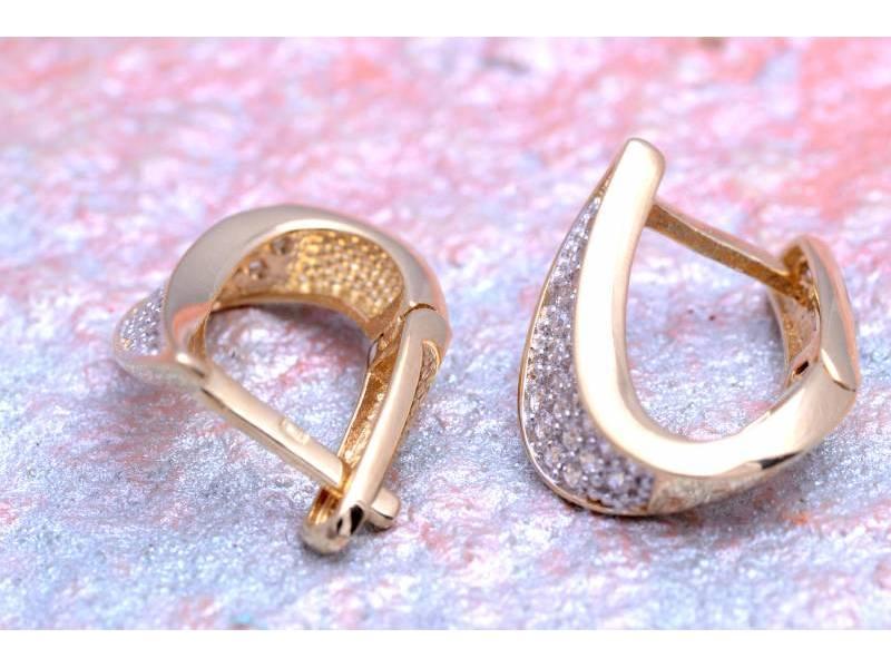 Set aur cu zirconii  bijuterii deosebite