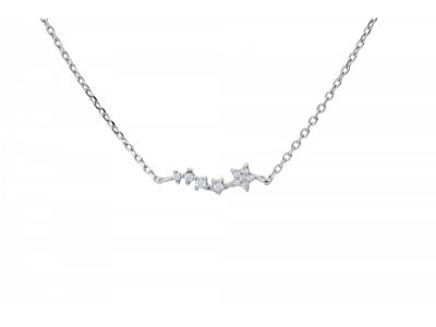 Bijuterii argint lant cu pandantiv