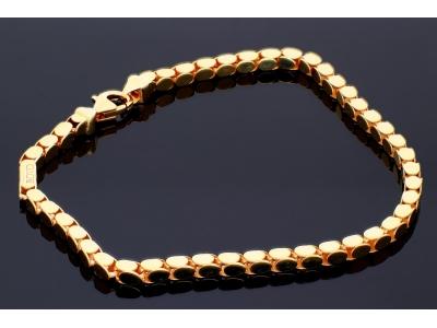 Bijuterii aur 14K bratara model unisex