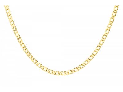 Bijuterii aur galben lant model unisex