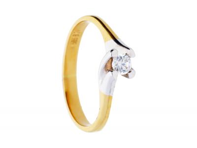 Bijuterii aur inel de logodna cadouri deosebite