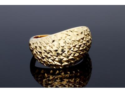 Bijuterii cadou inel aur 14k