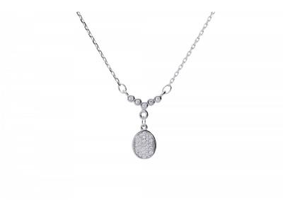 Bijuterii cadou lant cu pandantiv argint 925